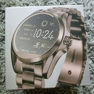 MICHAEL KORS SMARTWATCH NEW